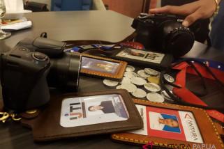 Wartawan Jayapura gelar aksi koin untuk Asmat