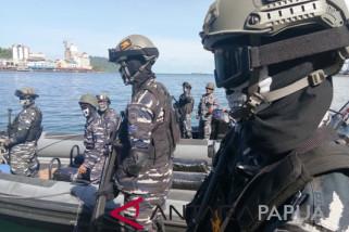 Guskamla Armatim perketat pengamanan perairan Indonesia Timur