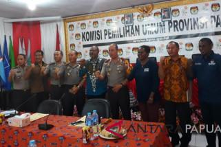 KPU: kandidat petahana di Papua cenderung borong parpol