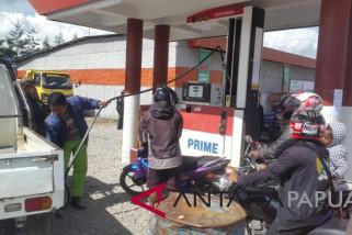 Pertamina Maluku-Papua: perkembangan konsumsi BBM relatif stagnan