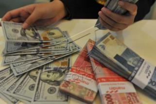 Utang luar negeri Indonesia 2017 naik 10,1 persen