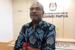 KPU Papua belum tentukan jadwal kampanye pilgub