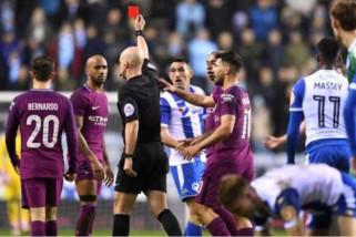 Wigan singkirkan Manchester City dari Piala FA
