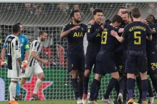 Tottenham tahan imbang Juventus 2-2 di Liga Champions