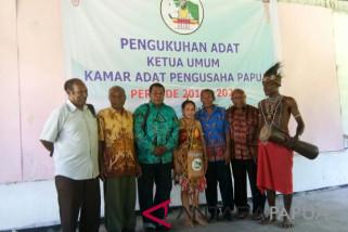 Ondoafi Saireri kukuhkan Ketua KAPP secara adat