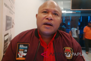 KPU Papua gelar rapat pleno penetapan paslon pilgub