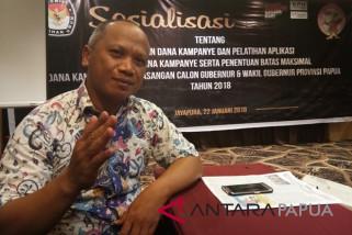 KPU Papua belum terima jadwal PSU Deiyai