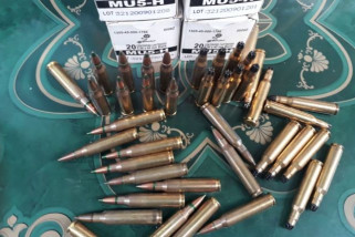 Warga Abepura temukan ratusan amunisi buatan Pindad