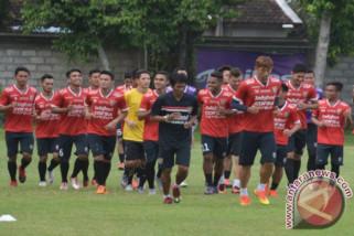 Bali United bermain imbang 1-1 dengan Global Cebu