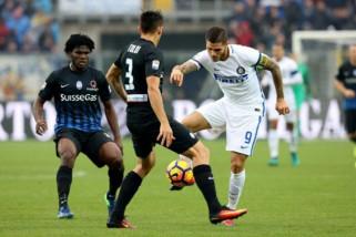 Inter Milan takluk di markas Genoa