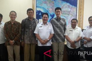Perwakilan Pemerintah Yamagata berkunjung ke Papua