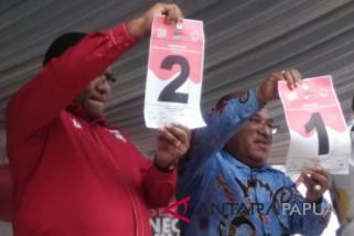 KPU Papua: semua kandidat ikut kampanye damai