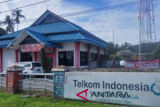 Telkom: layanan telekomunikasi tiga wilayah Papua kembali normal