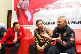 PKPI gugat KPU ke Bawaslu terkait verifikasi faktual