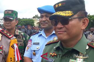 TNI kejar KKB pelaku penembakan Pratu Sandy