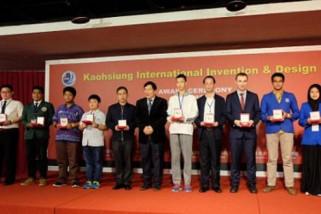 Peneliti SMA raih emas di ajang internasional