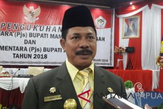 Penjabat Sementara Bupati Mamteng minta ASN netral