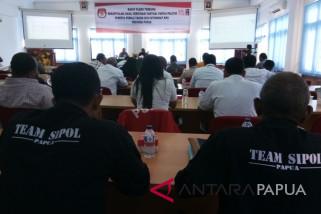 KPU Papua sebut PKPI tidak memenuhi syarat Pemilu 2019