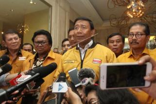 Hanura deklarasikan Wiranto sebagai Cawapres 2019