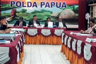 DKPP menyidangkan dugaan pelanggaran KEPP KPU Mimika