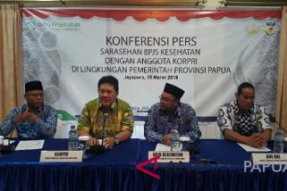 BPJS Kesehatan Papua sosialisasikan kartu visual JKN