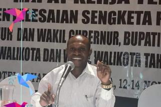 Panwaslu Paniai: pengrusakan mobil Hengki Kayame merupakan kasus pidana