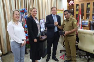 Pemprov Papua terima kunjungan tiga perwakilan kedubes