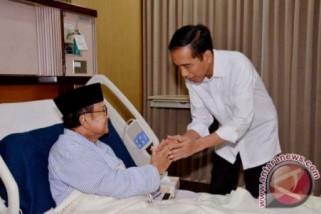 Presiden Jokowi telepon Habibie di Jerman