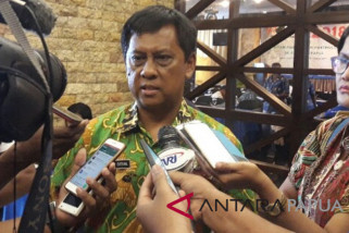 DTPH Papua dorong penataan kelembagaan kelompok tani