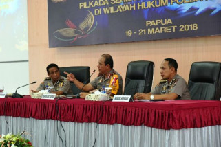 Polda Papua tingkatkan kemampuan patroli dunia maya