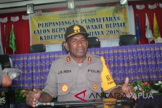 Polisi Jayawijaya tangkap enam warga pencuri senjata api