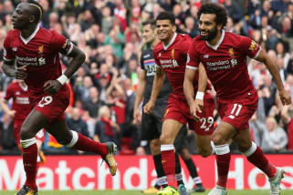 Liverpool tundukkan AS Roma 5-2