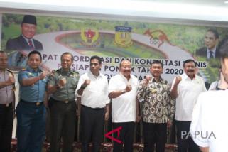 Penjabat gubernur optimistis Papua masuk tiga besar PON 2020