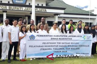 Dinkes Jayawijaya sewa helikopter untuk distribusi perawat