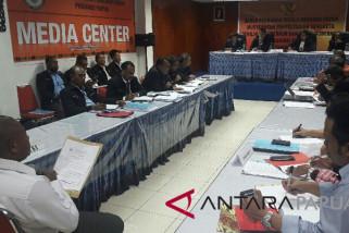 Bawaslu Papua gelar musyawarah penyelesaian sengketa pilgub