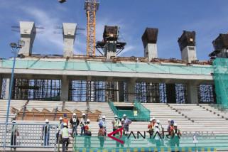 KONI Papua optimistis stadion Papua Bangkit selesai Desember 2018