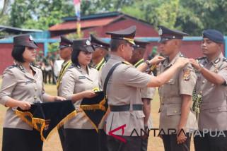 Kapolda Papua lantik 534 Bintara baru