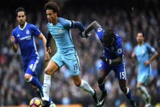 City menang 1-0 atas Chelsea di Liga Inggris