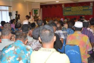 Danrem 172/PWY keluarga TNI suskseskan Pilkada 2018