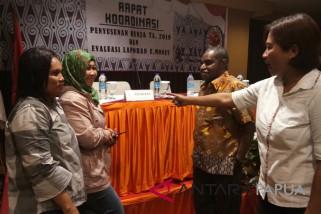 KPU Papua gelar Rakor Penyusunan Renja 2019
