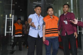 KPK tahan Wali Kota Kendari beserta ayahnya