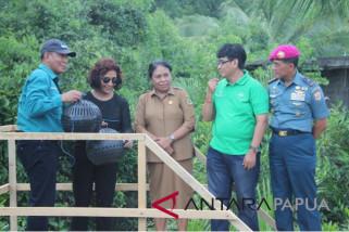 Menteri Susi ajak warga jaga keberlangsungan kepiting bakau