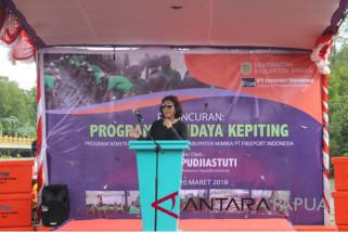 Menteri Susi minta Freeport peduli sampah plastik