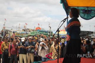 Menteri Susi: laporkan penggunaan cantrang di Papua