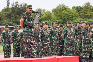 20 tahun reformasi dan kemajuan TNI