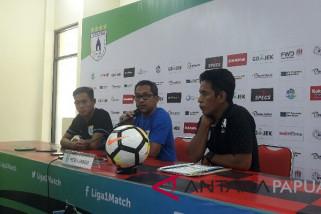 Pelatih Persela Lamongan akui masih harus adaptasi hadapi Persipura
