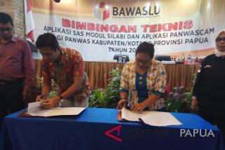 BRI Jayapura dan Bawaslu Papua jalin kerja sama