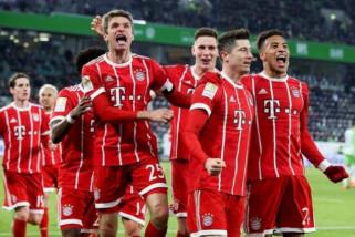 Bayern Munich kalahkan Sevila di Liga Champions