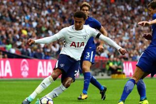 Dua gol Alli bawa Totenham tundukkan Chelsea