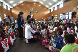 Dua Jokowi dan kesejahteraan anak Papua